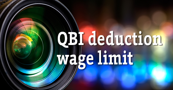 QBI Deduction