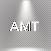 Spotlight shining on the acronym AMT (alternative minimum tax)